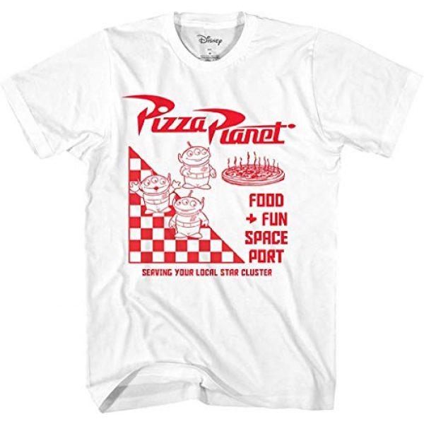 Disney Graphic Tshirt 1 Pixar Toy Story Pizza Planet Logo Disneyland World Funny Humor Adult Tee Graphic T-Shirt for Men Tshirt