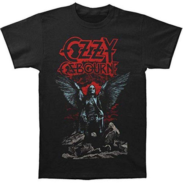 OKX Graphic Tshirt 1 Ozzy Osbourne 'Angel Wings' T-Shirt