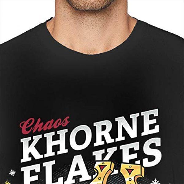 DEMISCHO Graphic Tshirt 3 Urheen War-Ham-Mer 40k Men's T-Shirt,Short Sleeve Novelty 3D Printed Summer Casual Fashion Top