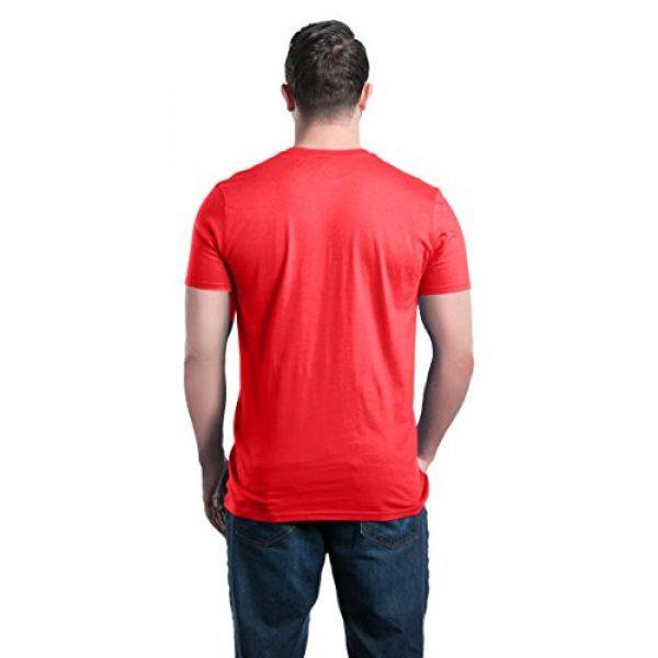 Shop4Ever Graphic Tshirt 3 Tuxedo Christmas Costume T-Shirt Xmas Shirts