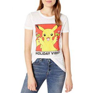 Pokemon Graphic Tshirt 1 Women's Ugly Christmas T-Shirt