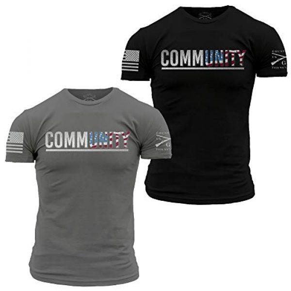 Grunt Style Graphic Tshirt 2 Community - Men's T-Shirt