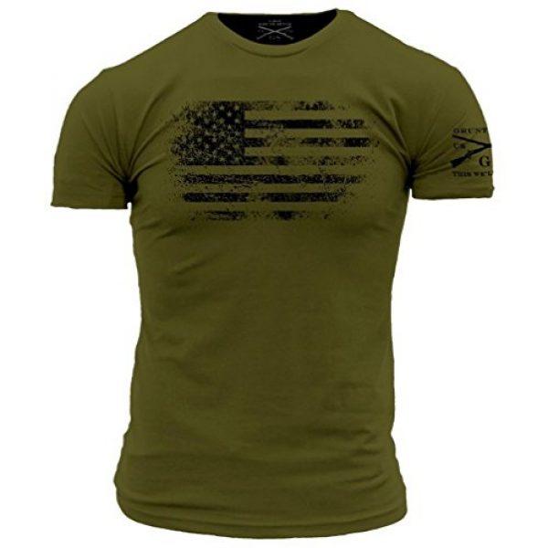 Grunt Style Graphic Tshirt 1 America Vintage Men's T-Shirt