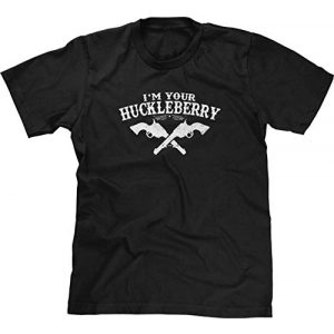 Blittzen Graphic Tshirt 1 Mens T-Shirt Im Your Huckleberry