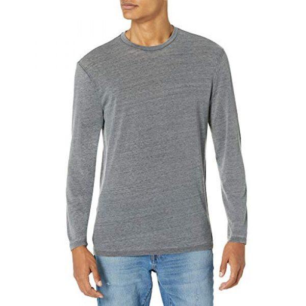 Goodthreads Graphic Tshirt 1 Amazon Brand - Goodthreads Men's Lightweight Burnout Long-Sleeve Crewneck T-Shirt