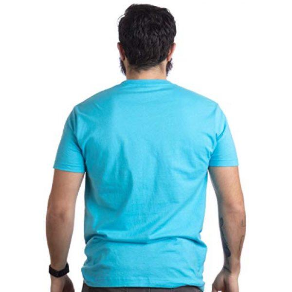 Ann Arbor T-shirt Co. Graphic Tshirt 4 Shark Species | Ocean Week Fan Theme Birthday Party Dad Mom Men Women T-Shirt