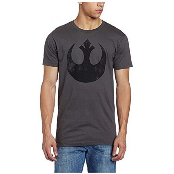 Star Wars Graphic Tshirt 2 Men's Rebel Alliance Logo Emblem T-Shirt