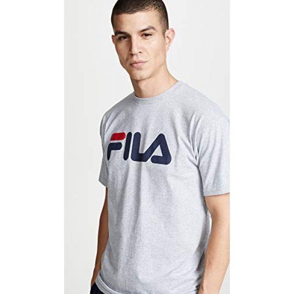 Fila Graphic Tshirt 6 Men's Printed Tee