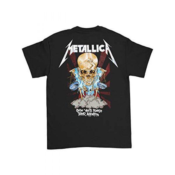 MERCH TRAFFIC Graphic Tshirt 4 Metallica Doris Men's T-Shirt