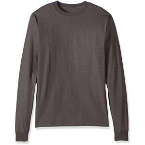 Hanes Graphic Tshirt 1 Men's Beefy Long Sleeve Shirt