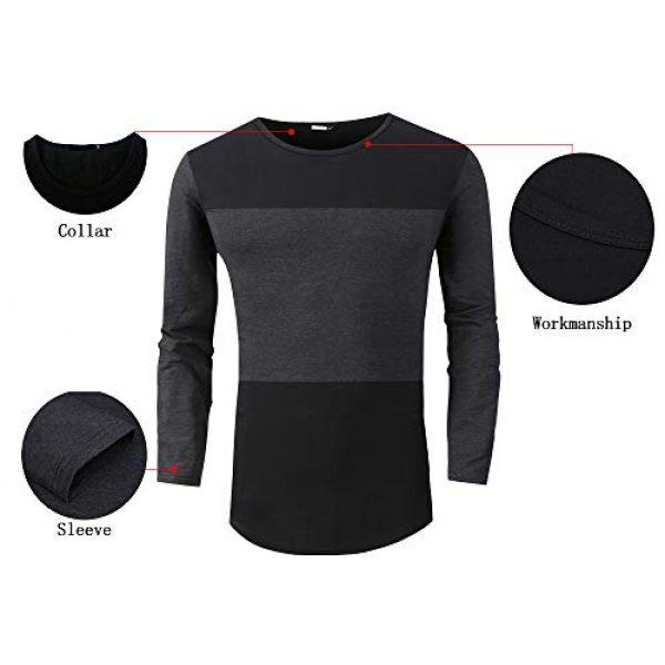 FRTCV Graphic Tshirt 6 Mens Short Sleeve T-Shirt Casual Tops Tee Classic Fit Basic Shirts