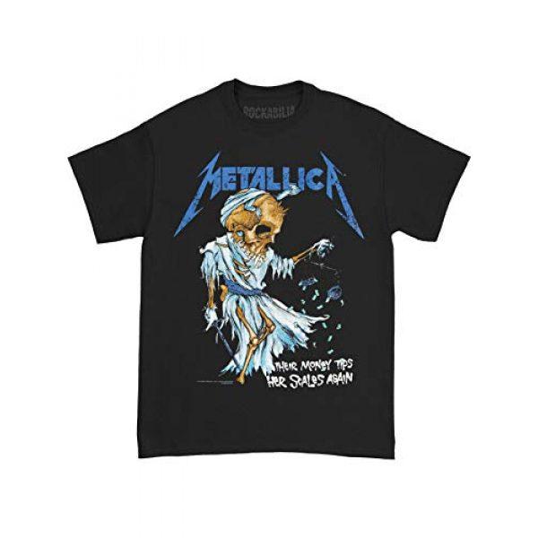 MERCH TRAFFIC Graphic Tshirt 3 Metallica Doris Men's T-Shirt
