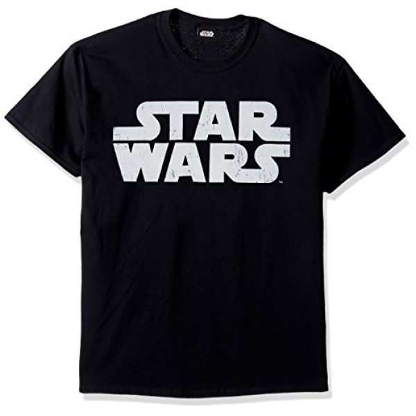 Star Wars Graphic Tshirt 1 Men's Simplest Logo Graphic Tee