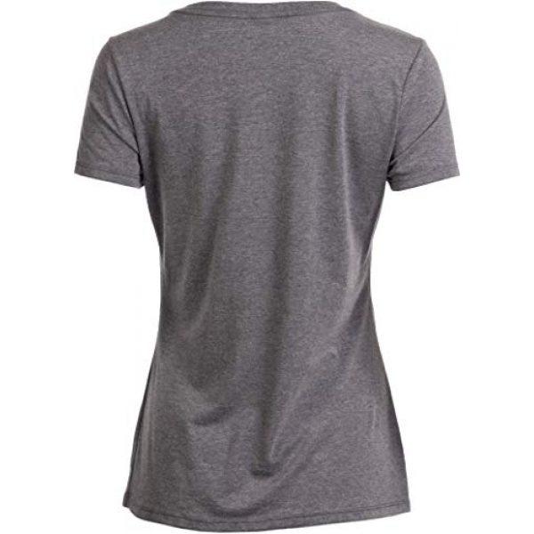 Ann Arbor T-shirt Co. Graphic Tshirt 2 Let That Sht Go | Funny Zen Buddha Yoga Mindfulness Peace Hippy Women T-Shirt