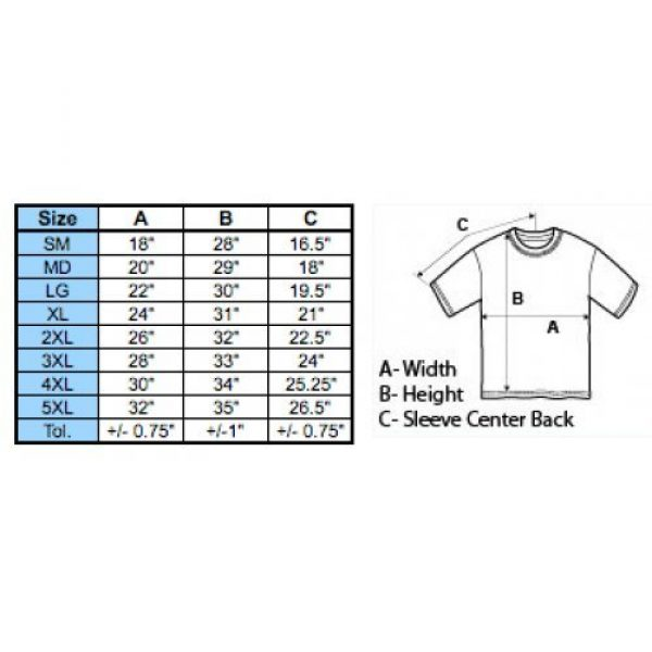 Southern Attitude Graphic Tshirt 3 Salty Anchor Navy Blue Preppy Short Sleeve Shirt