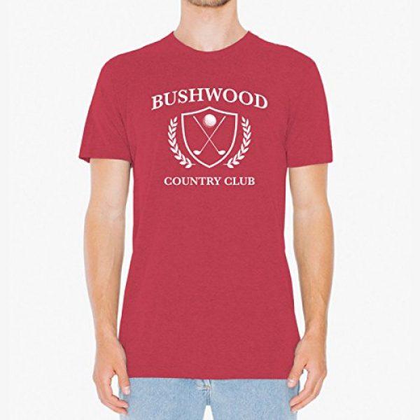 UGP Campus Apparel Graphic Tshirt 4 Bushwood Country Club - Funny Golf Golfing T Shirt