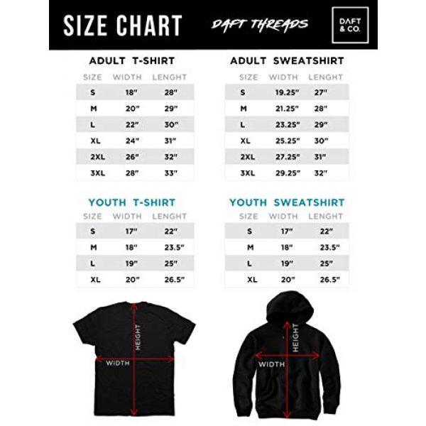 Vipergraphics Graphic Tshirt 3 Daft Threads Vintage Regan & Bush 84' Campaign T Shirt & Sticker
