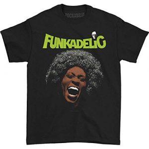 Impact Graphic Tshirt 1 Funkadelic Free Your Mind Adult tee