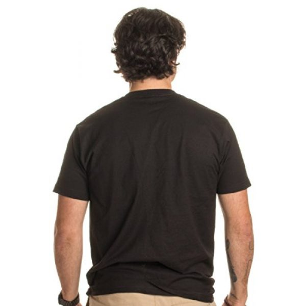 Ann Arbor T-shirt Co. Graphic Tshirt 3 6 Speed Manual Transmission Shift Pattern   Car Buff Guy Mechanic Racing T-Shirt