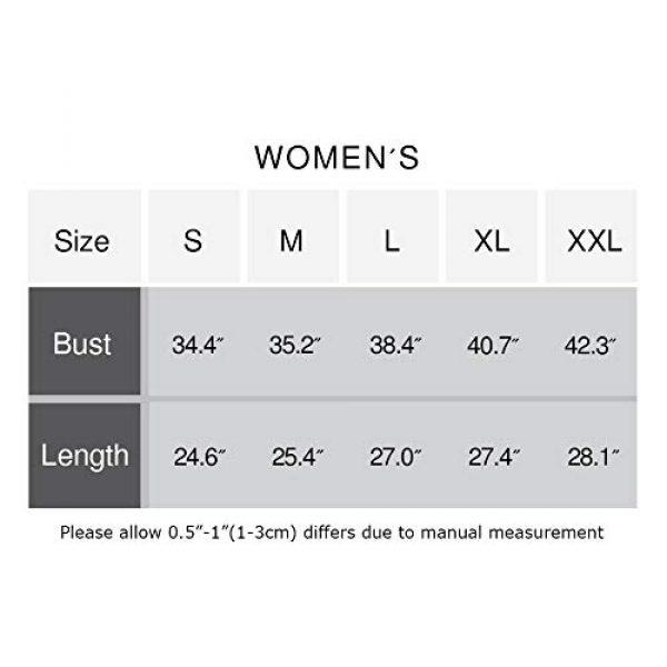 ROSEPARK Graphic Tshirt 3 Women Funny Printing Graphic T Shirt