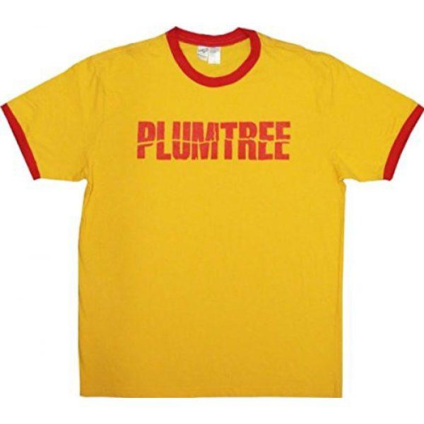 TV Graphic Tshirt 1 Plumtree Scott Pilgrim Band Logo Gold T-Shirt Tee