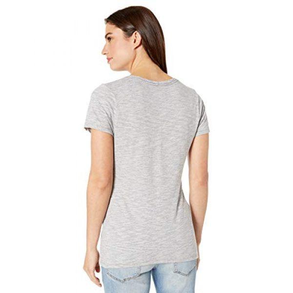 Hanes Graphic Tshirt 3 Women's Shirred V-Neck T-Shirt