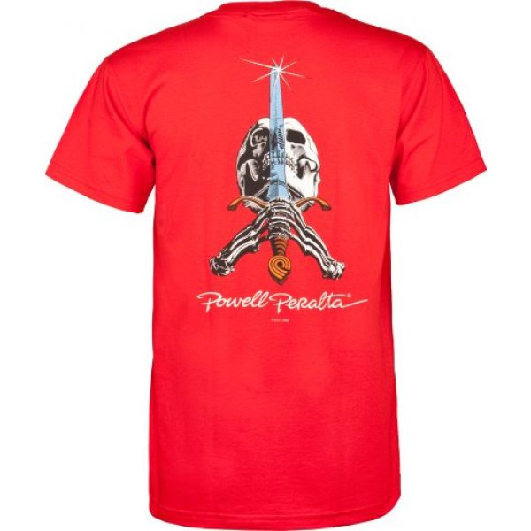 Powell Peralta Graphic Tshirt 1 Powell-Peralta Skull and Sword T-Shirt