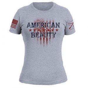 Grunt Style Graphic Tshirt 1 American Beauty 2.0 Women's T-Shirt
