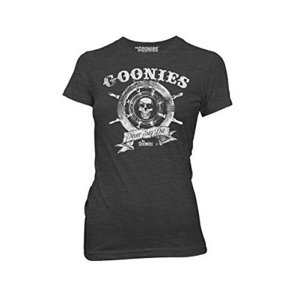 Ripple Junction Graphic Tshirt 1 Goonies Captain's Wheel Junior T-Shirt