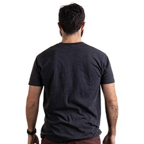 Ann Arbor T-shirt Co. Graphic Tshirt 4 Love Eggplant | Funny Gay Pride Humor LGBTQ Silly Joke for Men Women T-Shirt