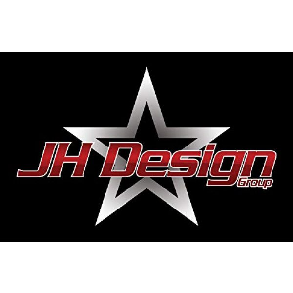 JH DESIGN GROUP Graphic Tshirt 7 JH Design Men's Shelby Cobra T-Shirt Crew Neck Short Sleeve Shirt 2 Colors