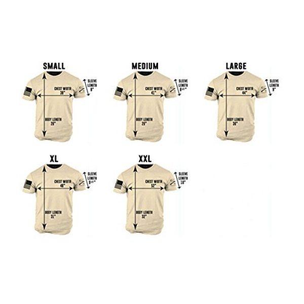 Grunt Style Graphic Tshirt 2 America Vintage Men's T-Shirt