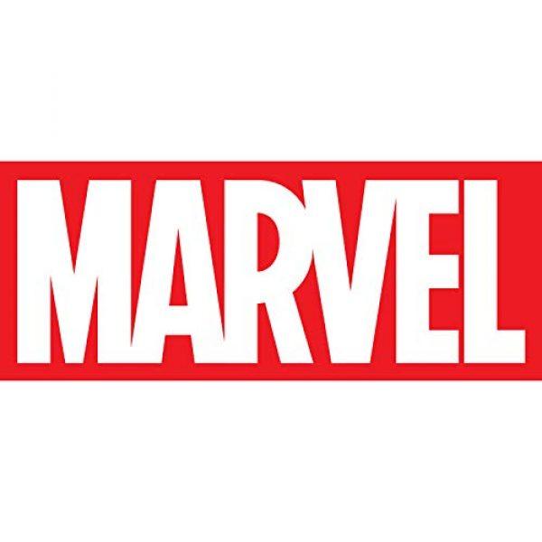 Marvel Graphic Tshirt 6 Comics Men's 2 Pack Avengers & Deadpool T-Shirts - Cotton Short Sleeve Superhero Graphic Tee