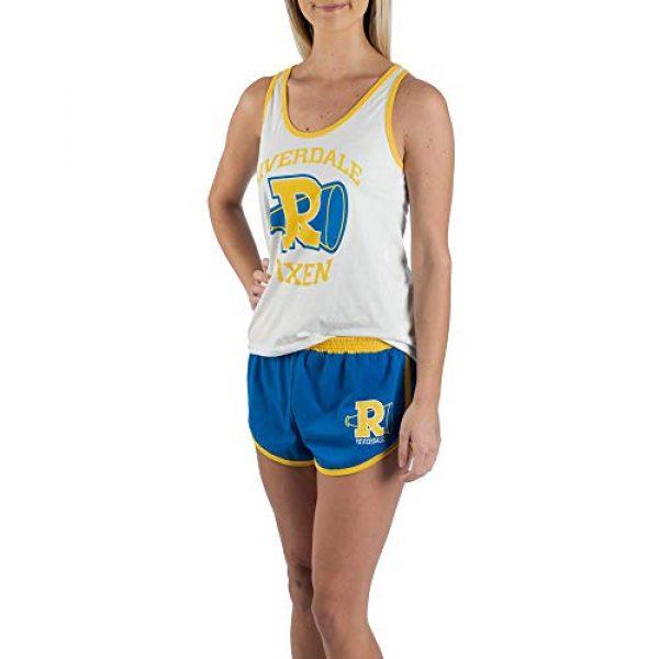 Bioworld Graphic Tshirt 4 Juniors Riverdale Gym Outfit Riverdale Vixens Tank & Short Set Riverdale Gift - Riverdale Clothing Riverdale Apparel