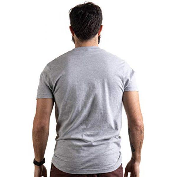 Ann Arbor T-shirt Co. Graphic Tshirt 4 I Speak Fluent Movie Quotes | Funny Film Fan Sarcasm Humor Men Women T-Shirt