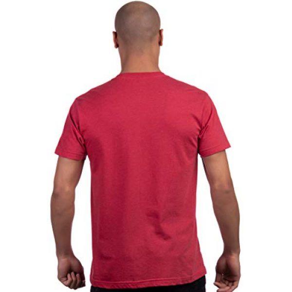 Ann Arbor T-shirt Co. Graphic Tshirt 4 Reefer Madness (1936 Poster) | Funny Absurd Vintage Drug War Marijuana Weed Pot Propaganda Men Women T-Shirt