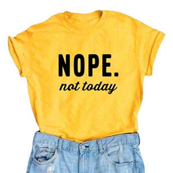 YITAN Graphic Tshirt 1 Women's Cute Juniors Tops Teen Girl Tee Funny T Shirt