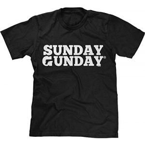 Blittzen Graphic Tshirt 1 Sunday Gunday Mens T-Shirt