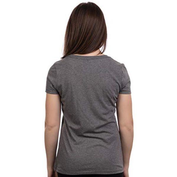 Ann Arbor T-shirt Co. Graphic Tshirt 4 Let That Sht Go | Funny Zen Buddha Yoga Mindfulness Peace Hippy Women T-Shirt