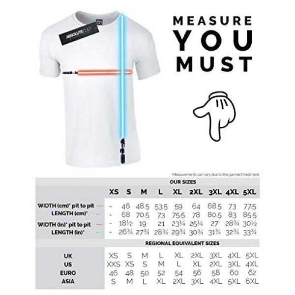 ABSOLUTECULT Graphic Tshirt 3 Rush Men's Fly by Night Circle T-Shirt