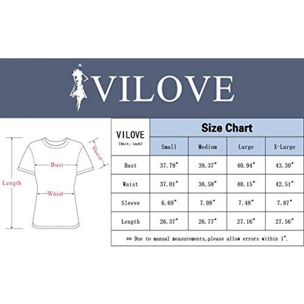 VILOVE Graphic Tshirt 4 Womens Rose Apothecary Shirts Locally Sourced Graphic Tees Summer Funny Short Sleeve Causal Holiday Tops