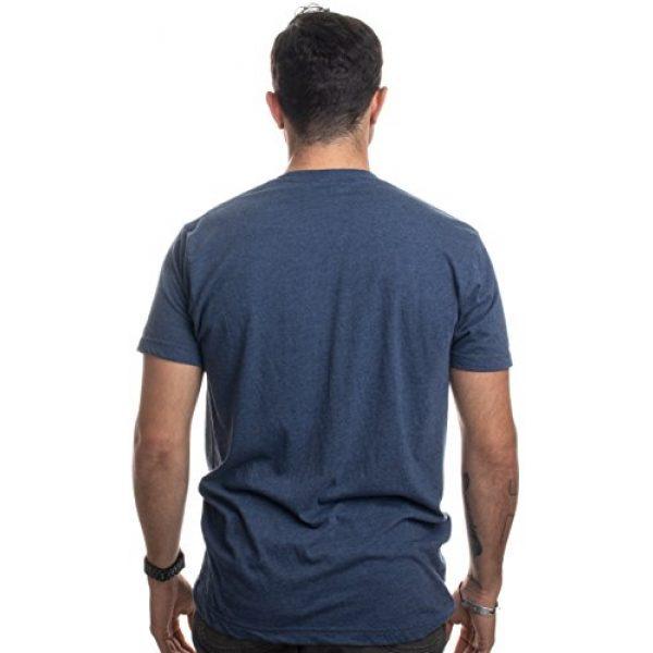 Ann Arbor T-shirt Co. Graphic Tshirt 4 South Carolina Flag | Palmetto Moon Carolinian SC Charleston Men Women T-Shirt