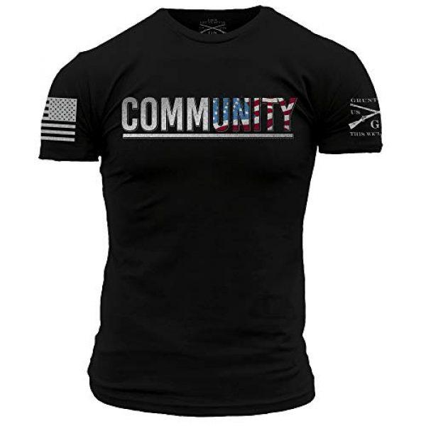 Grunt Style Graphic Tshirt 1 Community - Men's T-Shirt