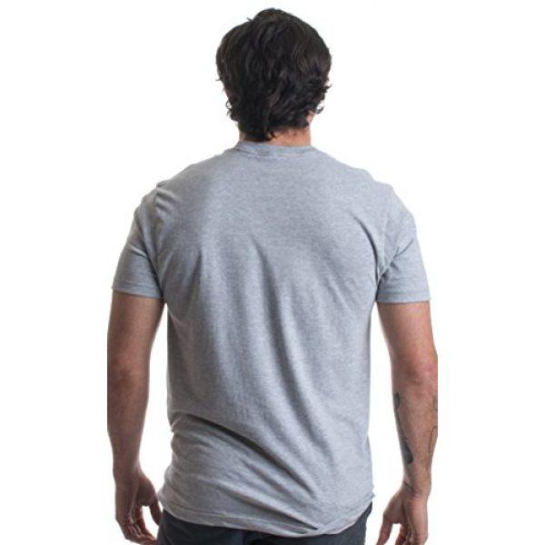 Ann Arbor T-shirt Co. Graphic Tshirt 3 Bearded for Her Pleasure   Funny Beard, Men's Facial Hair Humor Unisex T-Shirt