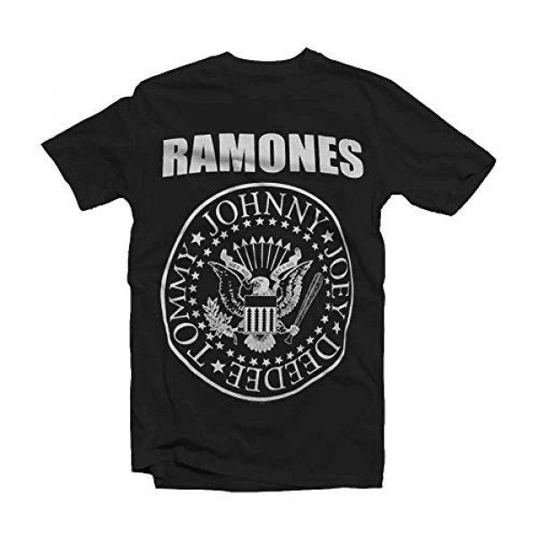 Impact Graphic Tshirt 1 Men's Ramones Presidential Seal T-Shirt