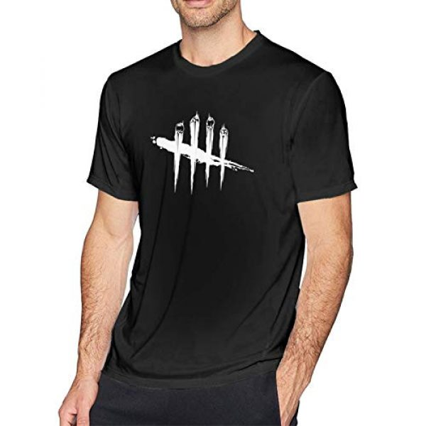 GuquxinG Graphic Tshirt 7 Dead-by-Daylight Fashionable Handsome Men's T-Shirt