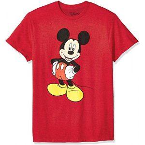 Disney Graphic Tshirt 1 Mickey Mouse Wash Disneyland World Tee Funny Humor Men's Graphic T-Shirt