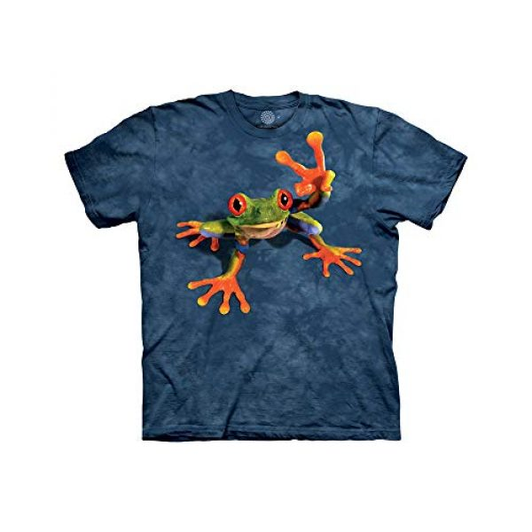 The Mountain Graphic Tshirt 1 Victory Frog T-Shirt