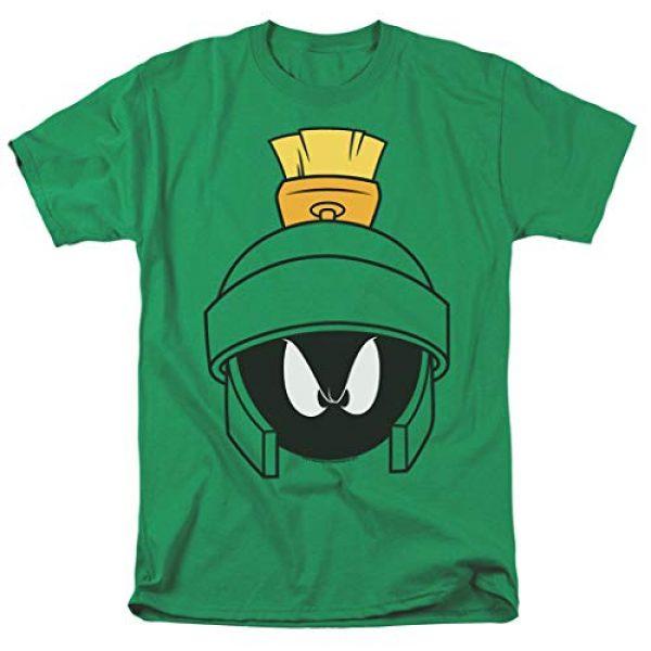Popfunk Graphic Tshirt 1 Looney Tunes Marvin Helmet T Shirt & Stickers