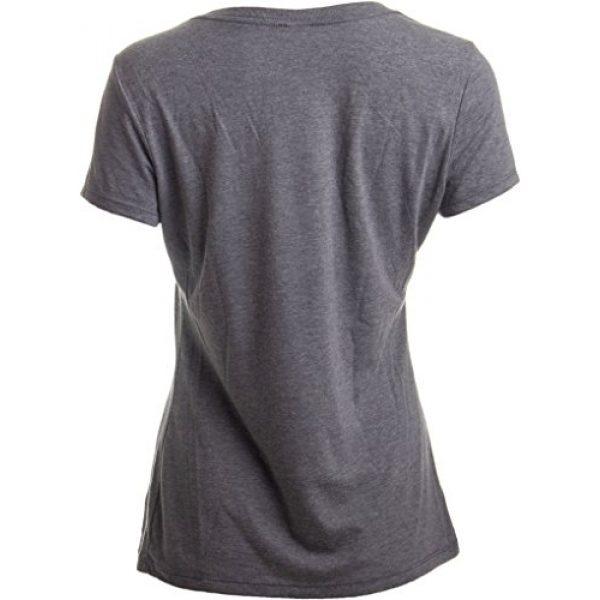 Ann Arbor T-shirt Co. Graphic Tshirt 2 I Prefer My Doods Golden   Funny Goldendoodle Golden Doodle Dog V-Neck T-Shirt